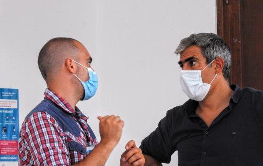 El secretario de salud de Pinamar aseguro que se espera un invierno complicado por los contagios