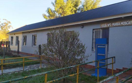 El Consejo Escolar de Pinamar lamento el uso político de algunos sectores que pintan escuelas