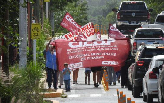 CICOP Pinamar denuncia manipulación de datos de la pandemia en el hospital por parte del municipio