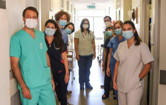 Coronavirus: Jorge Lucero Dir. hospital, más de 100 casos en solo tres días en Pinamar