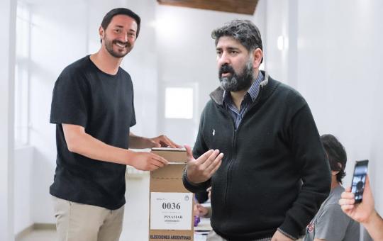 """Voto Castigo: Gregorio Estanga """"Yeza discute la autonomía, pero no puede pagar los sueldos a los municipales"""""""