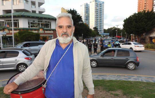 José Rodríguez enfermero, antes de la denuncia de CICOP se mentía sobre las camas de terapia intensiva de Pinamar