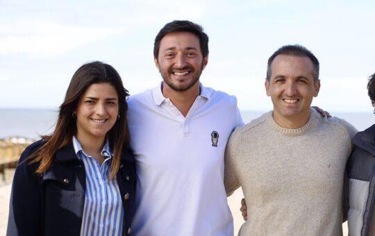 Yeza confirmó a Camila Merlo y Javier Pizzolito como candidatos y descartó una candidatura a diputado