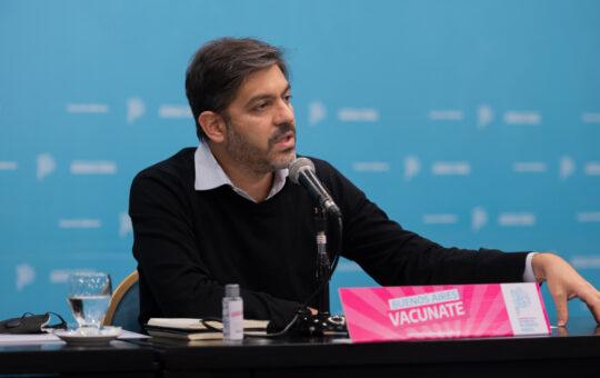 """Carlos Bianco a Yeza y Panzieri """"Cuando sos un inutil que ni siquiera podes pagar sueldos es fácil poner la culpa en otro"""""""