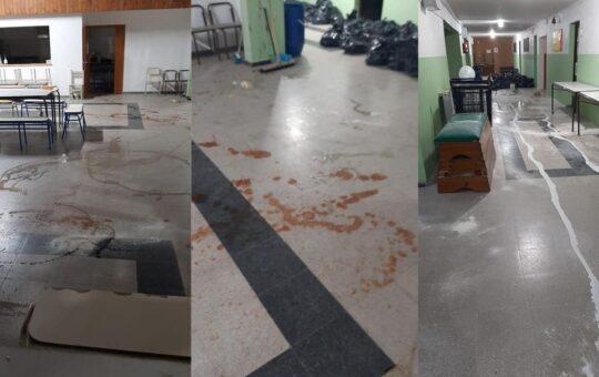 Inseguridad: En menos de una semana ingresaron 2 veces a robar y realizar destrozos en la escuela 3