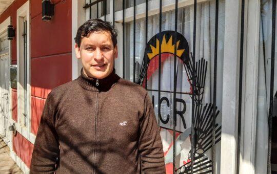 Fernando Avila Pte. UCR, no descartamos una interna en Juntos Por El Cambio Pinamar