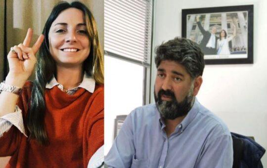 """Luis Vaquer Pte. PJ """"La interna del Frente de Todos se define entre Sol Besteiro y Gregorio Estanga"""""""