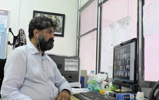 """Gregorio Estanga """"Lo que pasa por las manos del ejecutivo hoy tiene alguna irregularidad"""""""