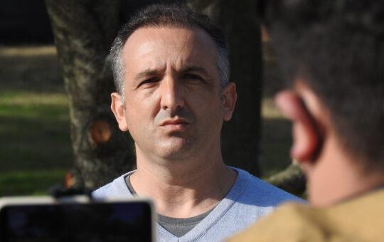 Javier Pizzolito dijo que la provincia se llevo 22 móviles de Pinamar y anuncio que se compraran vehículos para guardia urbana