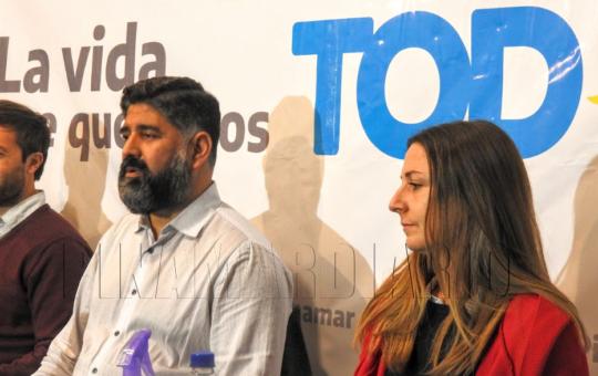 """Unión del Frente de Todos: Sol Besteiro """"Consolidamos lo que dijimos en la campaña"""""""
