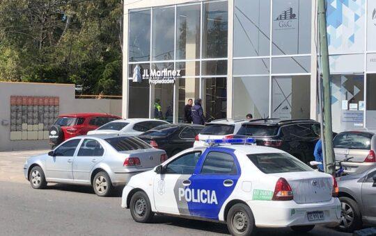 Un Gesellino que realizaba tareas de refacciones en su inmobiliaria de Pinamar murió al caer de un andamio