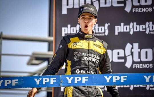 De Pinamar a lo más alto del TC 2000, Jorge Barrio se coronó Campeón 2021